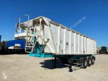 Benalu half-pipe semi-trailer Semi-Reboque