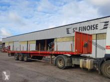 Trailor semi-trailer used flatbed