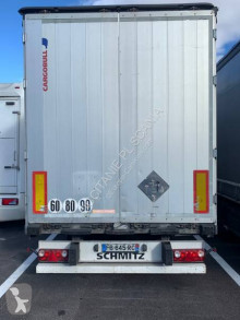 Sættevogn glidende gardiner Schmitz Cargobull SCS TAULINER