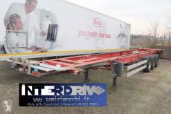 Acerbi container semi-trailer semirimorchio portacontainer fisso acerbi usato