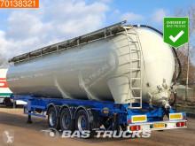 Trailer Benalu 62m3 Kippsilo tweedehands tank