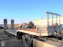 Nooteboom PTE ENG semi-trailer used heavy equipment transport