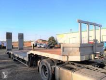 Semirimorchio Nooteboom PTE ENG trasporto macchinari usato