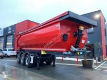 Kässbohrer construction dump semi-trailer 3 essieux benne TP