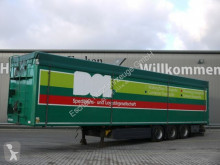 Kraker trailers CF 200-Z 94m³, Schubboden, 10mm Boden, Luft-Lift semi-trailer used moving floor