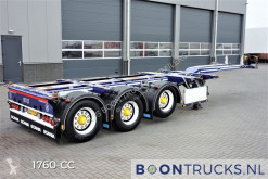 Semi remorque porte containers D-TEC FLEXITRAILER | 2x20-30-40-45ft HC * TOP CONDITION