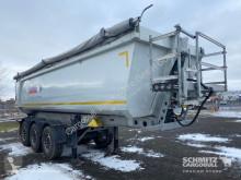 Schmitz Cargobull tipper semi-trailer Kipper Stahlrundmulde