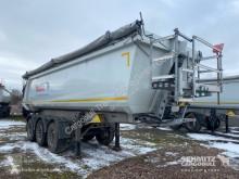Trailer Schmitz Cargobull Kipper Stahlrundmulde 27m³ tweedehands kipper