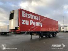 Schmitz Cargobull insulated semi-trailer Tiefkühler Standard Ladebordwand