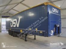 نصف مقطورة Schmitz Cargobull Curtainsider Standard ستائر منزلقة (plsc) مستعمل