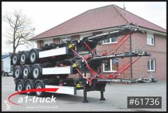 Полуприцеп грузовое шасси Schmitz Cargobull 3 er Paket Multi 20 bis 45 , Front + Heckauszug
