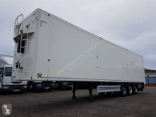 Kraker trailers CF-200 FMA 92m3 semi-trailer used moving floor