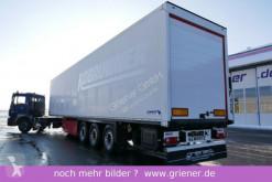 Semi remorque fourgon Schmitz Cargobull SKO 24/ ROLLTOR / 2,70 ALUFELGEN 4 x