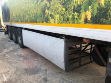 Lecsor mono temperature refrigerated semi-trailer FB