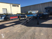 Lecitrailer SR-3E 45/40 semi-trailer used container