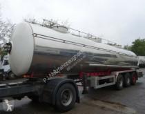 Magyar Tar tanker semi-trailer SR34 EB Bitum