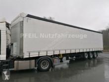 Sættevogn palletransport Schmitz Cargobull SCS Tautliner- SAF- LIFT- Portal- Edscha