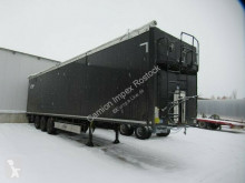 Fliegl 92 cbm Schubboden, 1.Lift, BPW Scheibe semi-trailer used moving floor