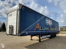 Fliegl Semi-Reboque semi-trailer used tautliner