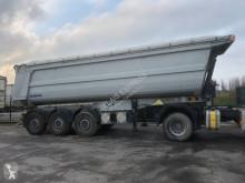 Schmitz Cargobull semi-trailer used construction dump