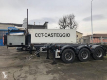 OMT 3ST01-PBR semi-trailer used tipper
