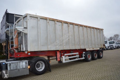 Semi remorque benne Stas S3422B * 60M2 * Steel Body * Aluminium Chassis * Lift As *