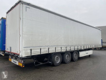 Krone Profi Liner semi-trailer used tipper