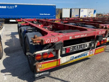 Krone container semi-trailer SDC 20ft