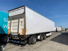 Krone SD semi-trailer used refrigerated