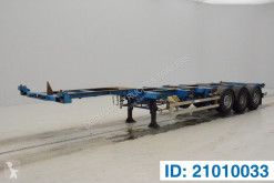 Renders Polyvalent skelet 20-30-40 ft semi-trailer used container