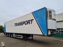 Jumbo Koel/ Vries Thermo King SL200e / Dhollandia laadklep 1500KG semi-trailer used mono temperature refrigerated