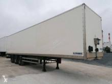 Semirremolque furgón caja polyfond Samro Rideau FIT