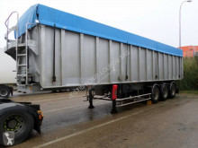 نصف مقطورة حاوية ناقلة حبوب Benalu AgriLiner aluminium