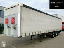 نصف مقطورة مغطاة Schmitz Cargobull SCS24/L 13.62 C E B / Coilmulde / Liftachse