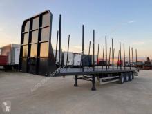 Fruehauf Semi reboque semi-trailer used timber