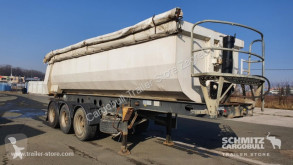 Semirimorchio ribaltabile Fliegl Semitrailer Tipper Steel-square sided body 28m³