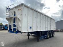 Semitrailer flak spannmål Benalu BulkLiner