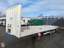 Krone SD semi-trailer used flatbed