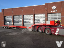 Heavy equipment transport semi-trailer Alim - - Extendable 7M - Lift axle - Steering axle - 2020