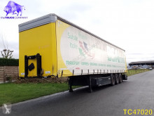 Kögel Curtainsides semi-trailer used tautliner