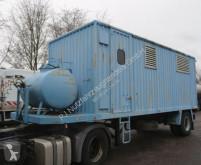 Remolque Remorque Strom Alsthom Dieselair 120 // 150KVA