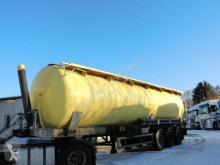 Semirimorchio Spitzer Eurovrac- cement silo 55.000 Kubik* ADR* cisterna per il calcestruzzo usato