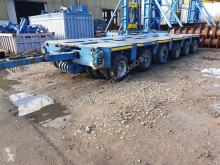 Goldhofer THP/SL 6 trailer used heavy equipment transport