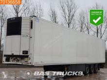 Trailer Schmitz Cargobull Bi-/Multitemp Tail Lift Vector 1950mt Dividing wall tweedehands koelwagen mono temperatuur