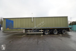 Nooteboom FLATBED 2X EXTENDABLE 28,65M semi-trailer used flatbed