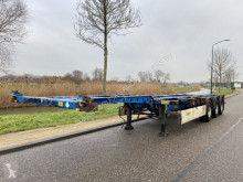 Semi remorque porte containers Krone 3-Axle Multi Chassis / BPW / NL Trailer / 12x In Stock