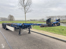 Sættevogn containervogn Krone 3-Axle Multi Chassis / BPW / NL Trailer / 12x In Stock