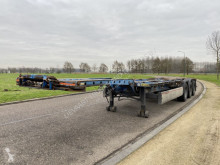 Trailer Krone 3-Axle Multi Chassis / BPW / NL Trailer / 12x In Stock tweedehands containersysteem