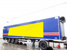 Chereau mono temperature refrigerated semi-trailer Oplegger carrier