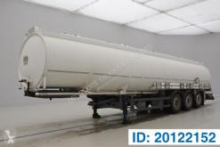 Acerbi Tank 43153 liter semi-trailer used tanker